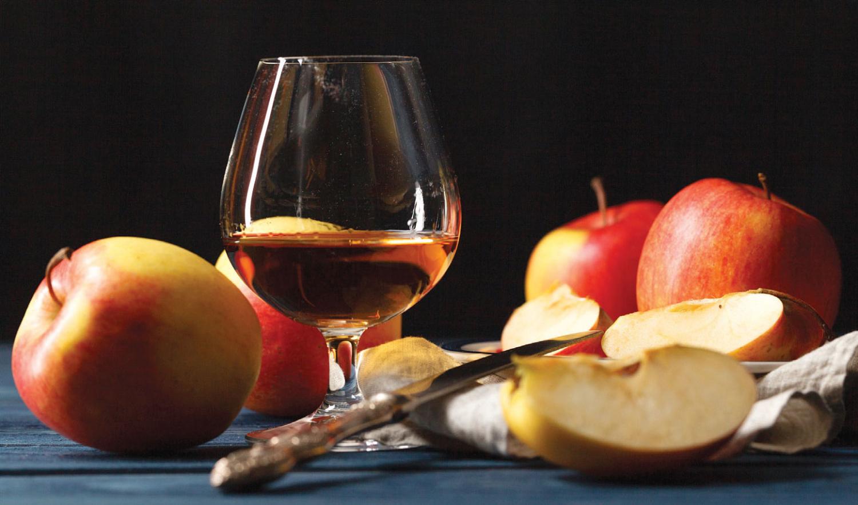 Calvados – Det glemte eplebrennevin
