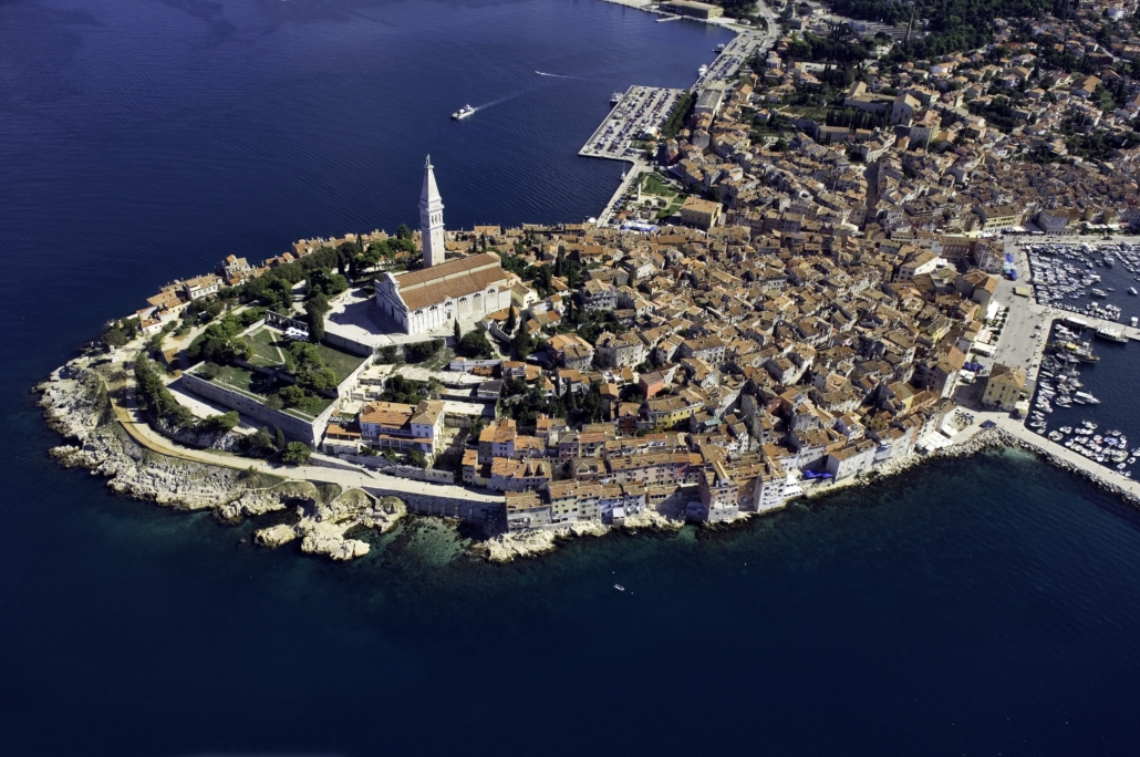 Kultur, vin & kortreist på Istra-halvøya i Kroatia