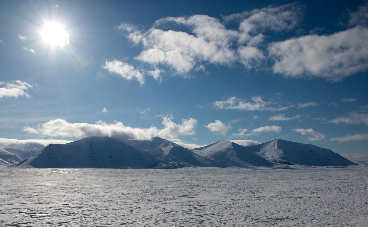 Vin, matkultur og spennende arktiske opplevelser på Svalbard